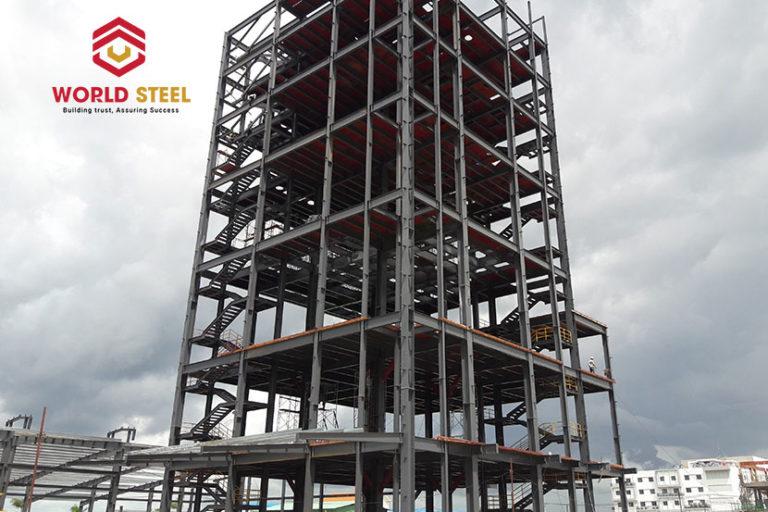 Ứng dụng kết cấu thép cho nhà thép tiền chế