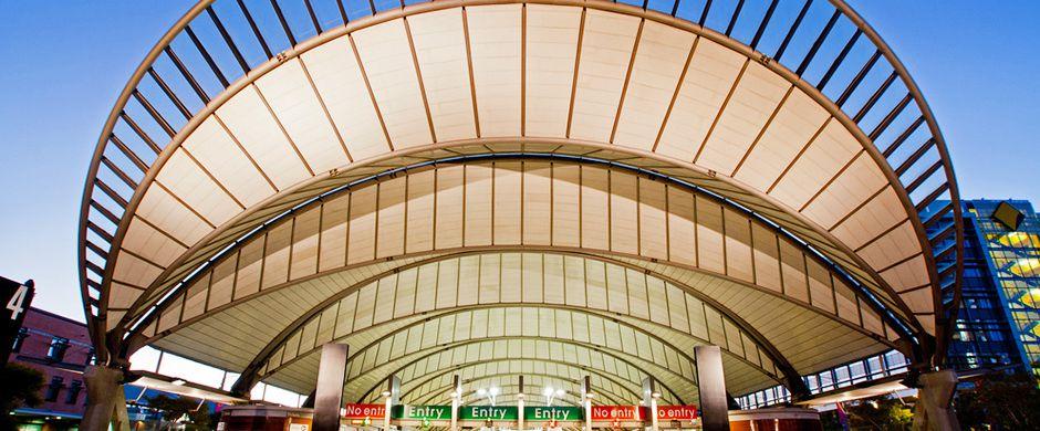 Khu liên hợp Olympic ở Sydney