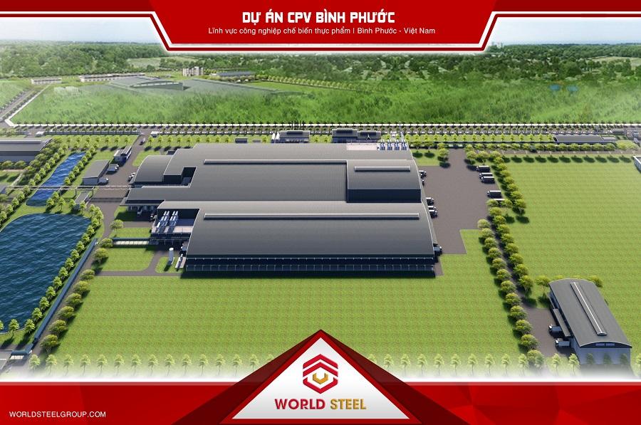 Dự án CPV Bình Phước