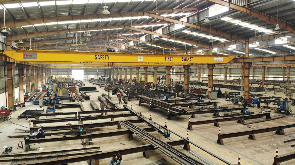Nhà máy World Steel - nơi sản xuất và xuất khẩu thép