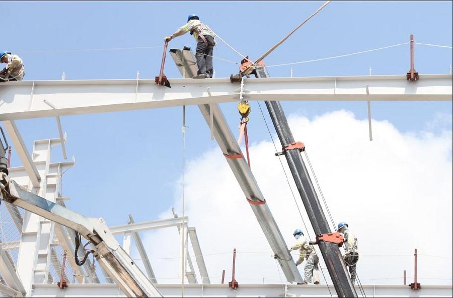 Những điều cần biết về xây dựng nhà kho kết cấu thép