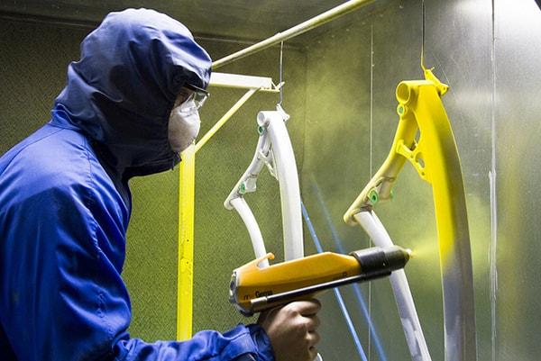 Quy trình sơn kết cấu thép