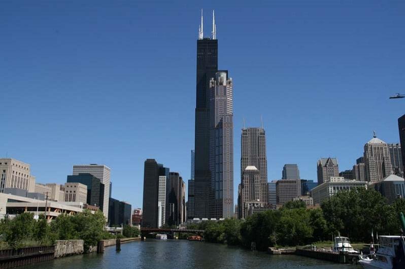 Willis Tower – Mỹ