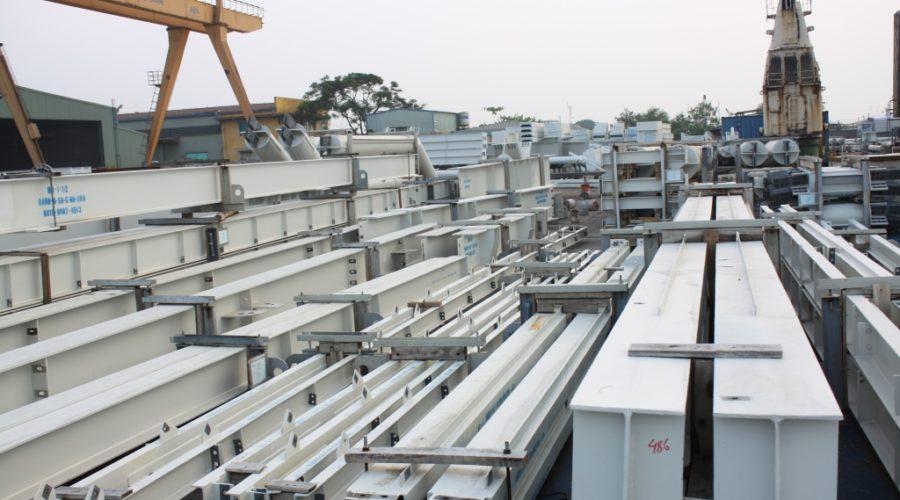 Xuất khẩu kết cấu thép sang Malaysia