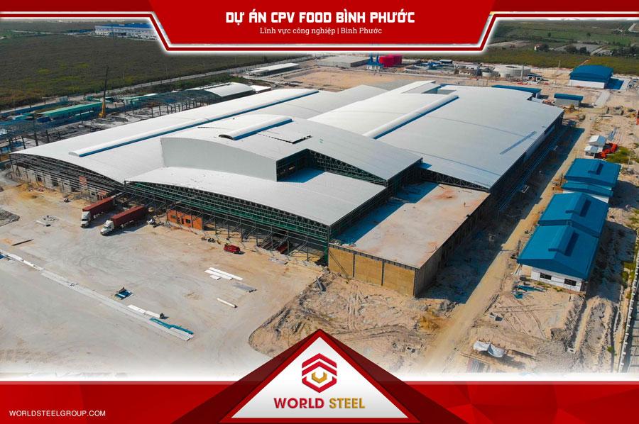 Dự án CPV Food Bình Phước