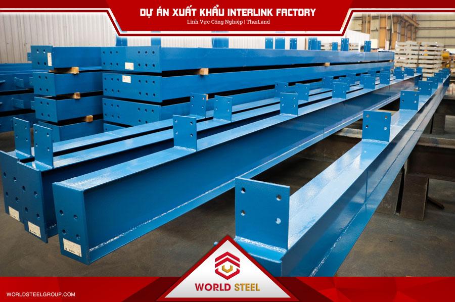 Dự án xuất khẩu interlink factory