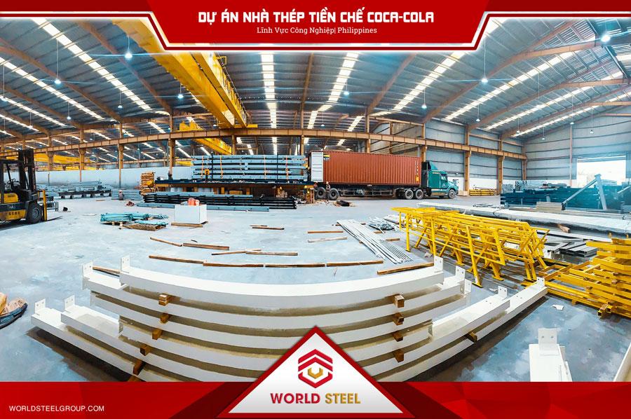 Dự án xuất khẩu CoCa-CoLa