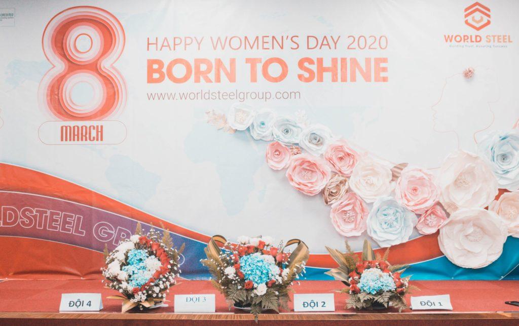 Ngày quốc tế phụ nữ 8-3