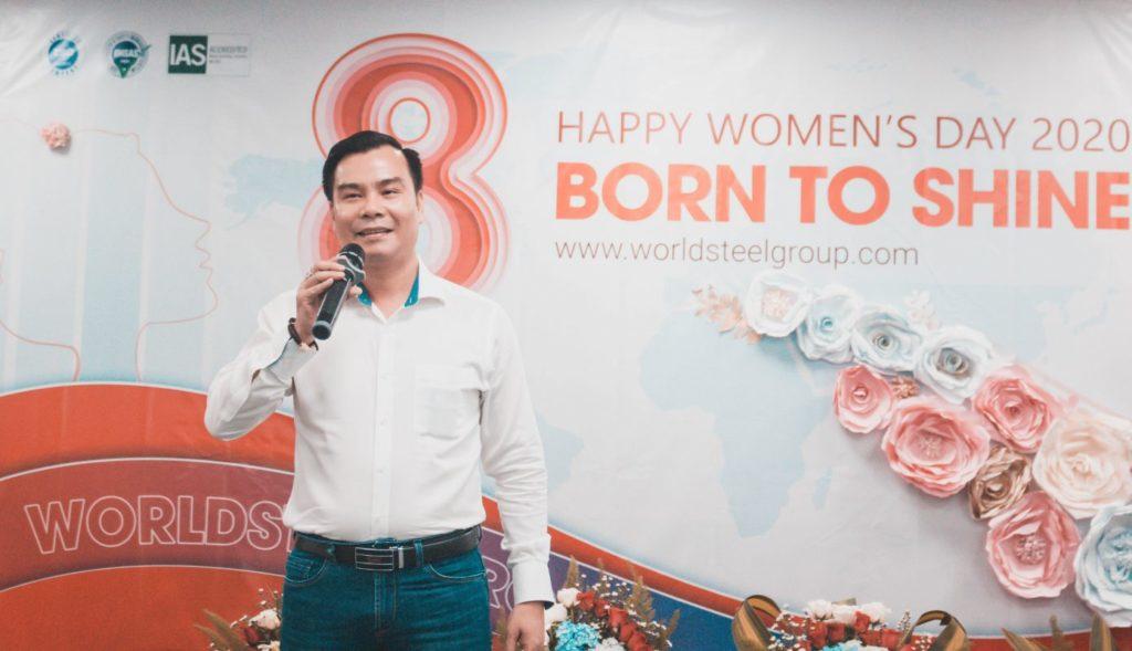 Quốc tế phụ nữ 8-3